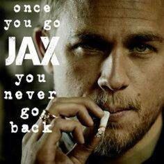 Sons Of Anarchy - Jax Teller #JAX #SOA #SAMCRO so true... mmm my boy:)