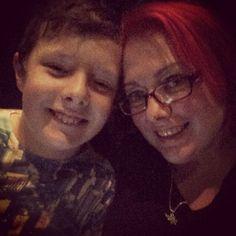 Movie date night with my boy! #movie #date #datenight #oddball #smiles #selfie #selfienation #us #myboy #autism #aspergers #asd #autismteachings #inclusion #awareness #acceptance #autismwarrior #Âûtism #Âû #girlswithglasses #dyedhair #dyeddollies #alternative #alternativegirl by missrubysunday