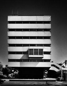 Tomado Huis, Huig Maaskant, 1962 Dordrecht