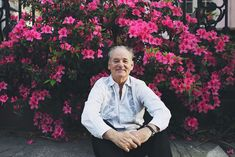 imagine Bill Murray was your neighbour and he asked you to take his portrait - Olivia Rae James is that lucky person
