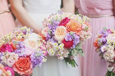 Florals by Petals ink, Photo by Forever Photography #springflowers #bouquet #weddingbouquet #weddingflowers #austinwedding
