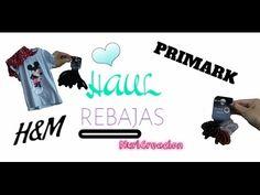 HAUL REBAJAS ~ Primark, H&M... ~ NuriCreacion ~