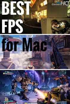 The Best Mac FPS