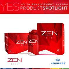 Youth Enhancement System. Zen Bodi™ www.kelleymashburn.jeunesseglobal.com