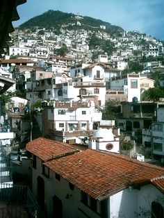 Taxco, Morelos (Mexico). A Magic Village - I visited and immediately fell in love with this village when I was only 15 years old.