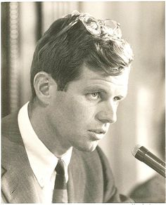 """United States Attorney General Mr~~Robert Francis Kennedy (November 20, 1925 – June 6, 1968), commonly known as """"Bobby"""" or by his initials RFK, was an American politician from Massachusetts. He served as a Senator for New York from 1965 until his assassination in 1968. He was previously the 64th U.S. Attorney General from 1961 to 1964, serving under his older brother, President John F    http://en.wikipedia.org/wiki/Robert_F._Kennedy"""