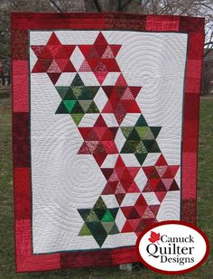 Fat quarter friendly lap and throw. Sparkling Trail Quilt Pattern CQD-1041e by Canuck Quilter Designs - Joanne Kerton.  Check out our applique quilt patterns. https://www.pinterest.com/quiltwomancom/applique-quilt-patterns/  Subscribe to our mailing list for updates on new patterns and sales! https://visitor.constantcontact.com/manage/optin?v=001nInsvTYVCuDEFMt6NnF5AZm5OdNtzij2ua4k-qgFIzX6B22GyGeBWSrTG2Of_W0RDlB-QaVpNqTrhbz9y39jbLrD2dlEPkoHf_P3E6E5nBNVQNAEUs-xVA%3D%3D