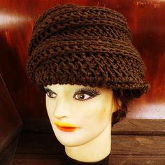 Crochet Hat Pattern  Crochet Headwrap Pattern by strawberrycouture, $5.00