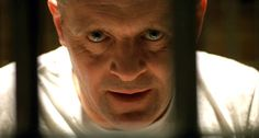 "1991 - ANTHONY HOPKINS in ""El Silencio de los Corderos"" [The Silence of the Lambs] / role: Dr.Hannibal Lecter"