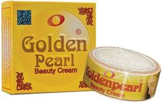 GOLDEN PEARL BEAUTY CREAM WHITENING CREAM ANTI AGEING PIMPLE, SPOTS REMOVING 30g #GOLDENPEARL