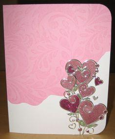 Cards starform stickers on pinterest elizabeth craft for Elizabeth craft designs glitter