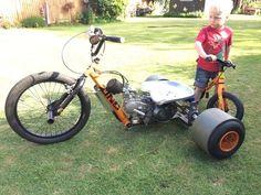 Drift Trike - COLINFURZE