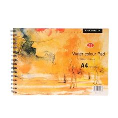 """Sketch Book 9/"""" x 12"""" 120 Sheets Acid Free Papers Wire Spiral Bound Pad for Dra"""