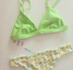 Pineapple neon