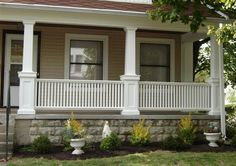 timbertech for a front porch - Google Search