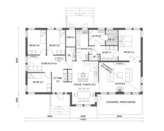Visio 157 P Humble Abode, Own Home, My Dream Home, Future House, House Plans, Sweet Home, Floor Plans, Construction, Villa