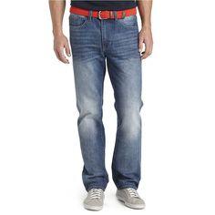Men's IZOD Regular-Fit Jeans, Size: 36X30, Blue Other
