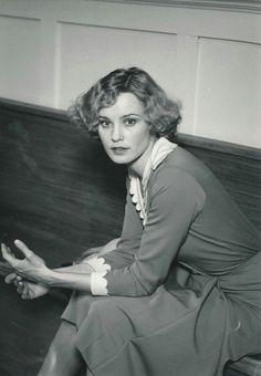 Jessica Lange behind the scenes of The Postman Always Rings Twice