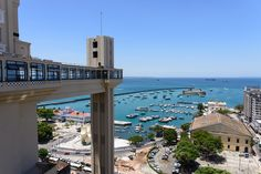 In 20 seconds, Elevador Lacerda (Lacerda Elevator) takes you from Praca Tome de Souza in Cidade Alta (the Upper City) to the Praca Cairu in Cidade Baixa (the Lower City). You travel more than 70 meters in one of the tallest public elevators in the world. Some 50.000 passengers make the trip every day (about 120 at a time) using four elevator. It's especially suitable for visiting of Mercado Modelo and the harbour. The fee is unbelievably low. Usually there are short queues but the…
