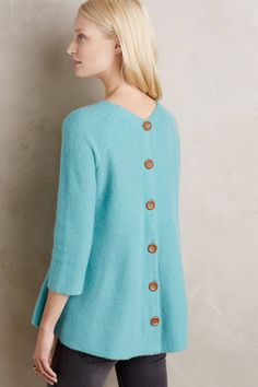 Cashmere Swing Pullover | Pinned by topista.com