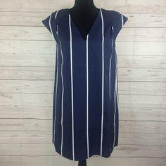 "Very J tunic dress Very J tunic dress Sz M NWT long from shoulder 32"" 98% polyester 2% spandex Very J Dresses"