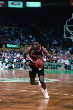 jerome kersey | Jerome Kersey Through The Years - I Am A Trail Blazers Fan ...