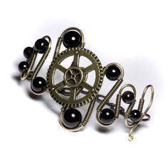 Steampunk JEWELRY | Steampunk Jewelry | Flickr - Photo Sharing!
