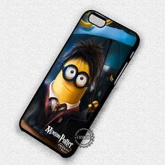 Minion Harry Potter - iPhone 7 Plus 6 5 SE Cases & Covers