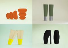Glam Up Your IKEA Furniture With These Stylish 'Shoes' - DesignTAXI.com