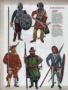 italian wars 1494 - Google Search