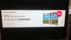Fnac: Hasta El 15 % En Televisiones Samsung