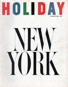 Holiday October 1959