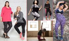 Fashionable Fitness: 10 Plus Size Active Styles to Work Out In