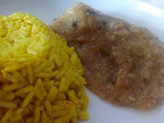 Vanessa Ollas GM, Recetas en Ollas GM (Adictas a GM): Arroz con curry y lomo a la salsa de pimienta en O...