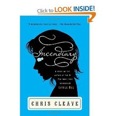 Incendiary: Chris Cleave's first novel