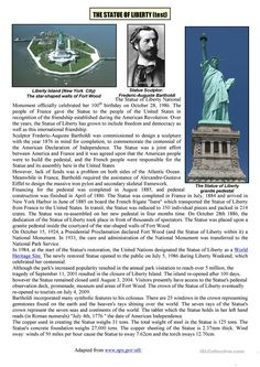 the statue of liberty test