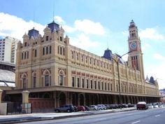 Museu da Língua Portuguesa - São Paulo