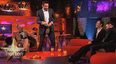 nice Hugh Jackman Nearly Chops Off His Penis - The Graham Norton Show