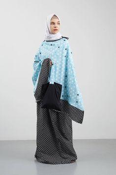 Hijab Fashion, Women's Fashion, Muslim Dress, Fashion Sewing, Sewing Patterns, Projects, Model, Diy, Crafts