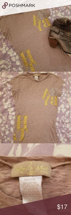 NWT-Toddlers Short  Sleeve Baby Phat Blingy Shirts--18 Or 24 Months--Bin3*