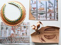 Idee fai da te per il costume da Faraone Egypt Crafts, Egyptian Party, Crafts For Kids, Arts And Crafts, Ancient Egypt, Halloween Costumes, Creations, Frame, Fashion Hacks