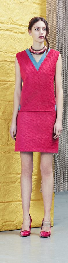 Alexander Lewis collection Pre Fall 2015