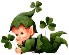 ¦ 'Top O' The Mornin' ¦ Little Leprechaun ¦ Ruth Morehead Images Vintage, Vintage Cards, Vintage Postcards, Image Nature, Erin Go Bragh, Happy St Patricks Day, Saint Patricks, Irish Blessing, Luck Of The Irish