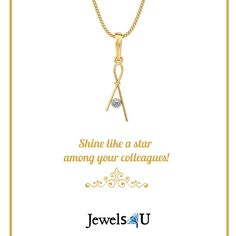 Buy this beautiful pendant now at jewels4u.in