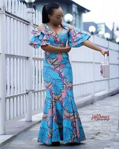 Fashionitas See the Latest 100 Ankara Styles For 2018 - Wedding Digest Naija Best African Dresses, African Fashion Ankara, African Traditional Dresses, Latest African Fashion Dresses, African Print Dresses, African Print Fashion, Africa Fashion, African Attire, Ankara Gown Styles