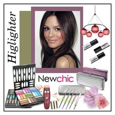 """""""NewChic 239. (Beauty 49.)"""" by carola-corana ❤ liked on Polyvore featuring beauty"""