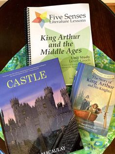 The Green Level Unit on King Arthur and the Middle Ages is designed to teach your child this classic legend, knights, castles, and kings in an interactive way that also leads you to explore topics in science, language, math, and more.