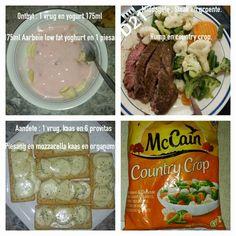 dag 21 28 Dae Dieet, Eating Plans, Diet Plans, Healthier You, 28 Days, Steak, Recipies, Health Fitness, Beef