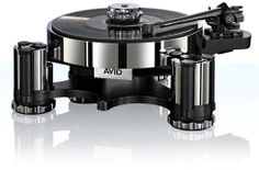 Avid Acutus Turntable. Avid Hifi, UK.