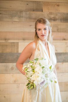 Heirloom Event Co. // Modern Heirloom //  Photo by Nikole Marie Photography, Floral by May Floral Design, Dress by Alyssa Kristin Bridal, Model - The Art in Tara.